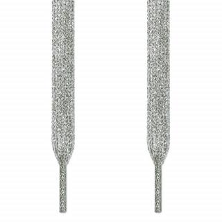 Skosnören - 10mm Silver