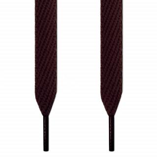 Skosnören - 12mm Mörkbruna