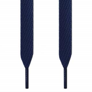 Skosnören - 12mm Marinblå