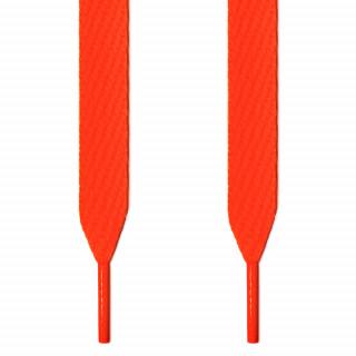 Skosnören - 12mm Neonorange