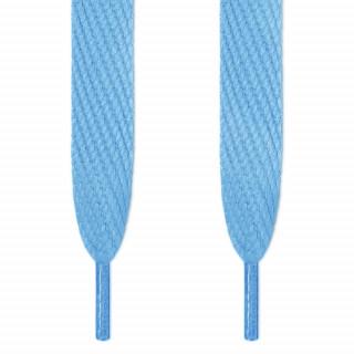 Skosnören - 16mm Ljusblå