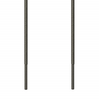 Skosnören – 3mm Grå