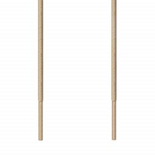 Skosnören – 3mm Ljusbruna