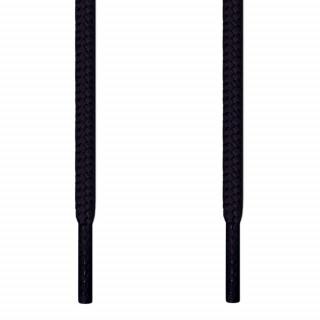 Skosnören - 4mm Svarta