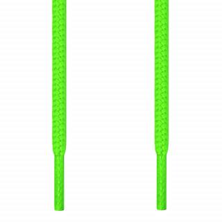 Skosnören - 4mm Neongröna