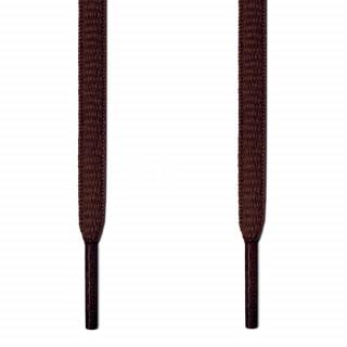 Skosnören - 6mm Mörkbruna