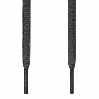 Skosnören - 6mm Mörkgrå