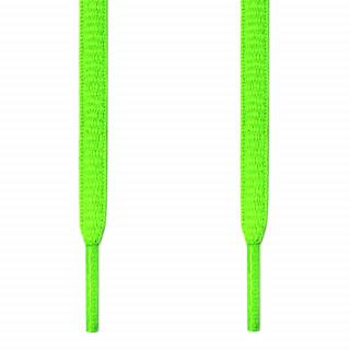 Skosnören - 6mm Neongröna