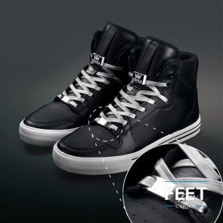 Silver sneaker-jewelry