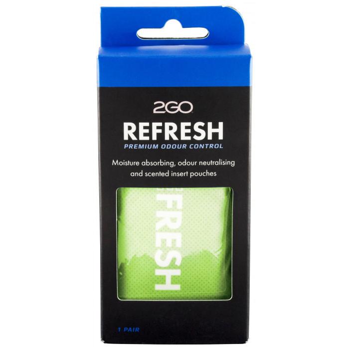 Refresh - Träkol påse till dina skor