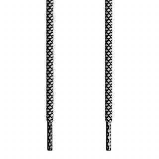 Adidas Yeezy - Skosnören Svarta och Vita