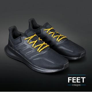 Adidas Yeezy - Skosnören Guld